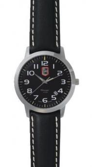SWISS TIMER Herrenuhr LUMITIME Superflach