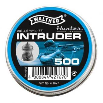 Walther Walther Intruder Spitz-Diabolo 4,5 mm