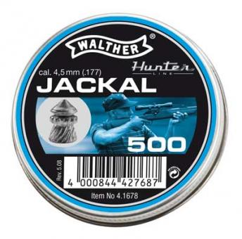 Walther Walther Jackal Spitz-Diabolo 4,5 mm
