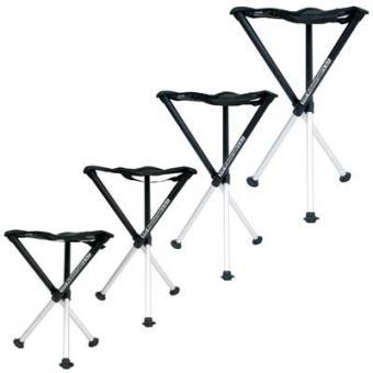 Walkstool Aluminum Dreibein