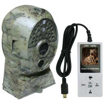 IR Wildkamera Boly Guard camo m. Monitor