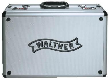 Walther Pistolen- Alukoffer