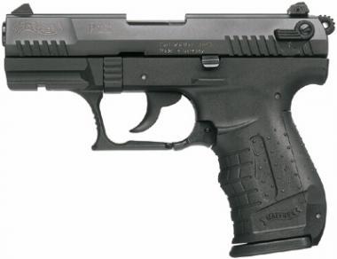 Walther Walther P22 Kal. 9mm PAK brüniert