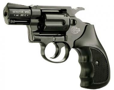Colt Colt Detective Special Kal. 9 mm R brüniert