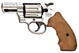 Colt Colt Detective Special Kal. 9 mm R vernickelt