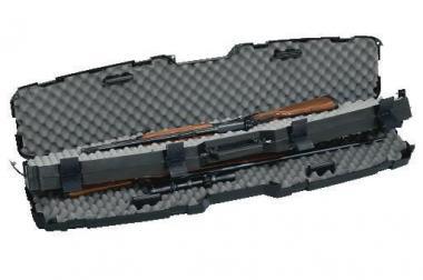 2-Kammern Gewehrkoffer