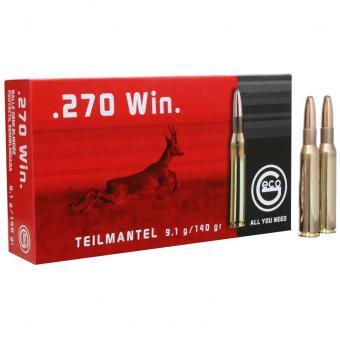 Geco Geco Teilmantel .270 Win.