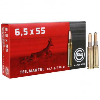 Geco Geco Teilmantel 6,5x55