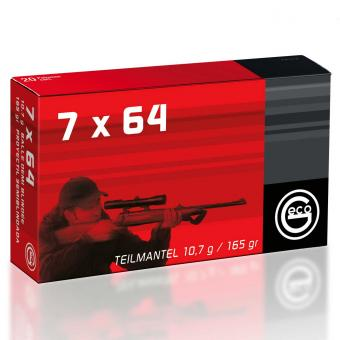 Geco Geco Teilmantel 7x64