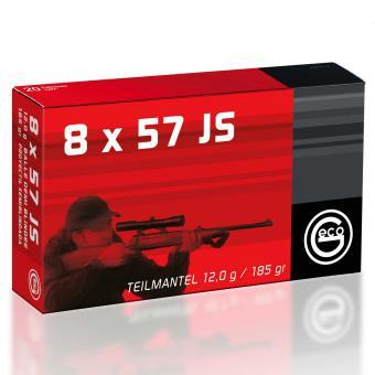 Geco Geco Teilmantel 8x57 JS