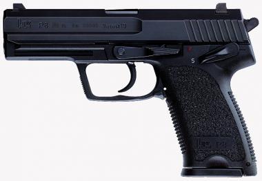 Heckler & Koch HK P8