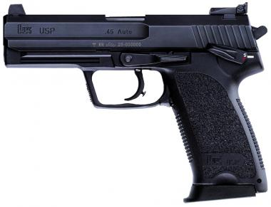 Heckler & Koch HK USP Custom Sport