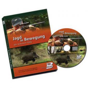 Blaser DVD - Jagd in Bewegung