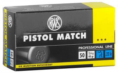 RWS RWS 22 lfB Pistol Match