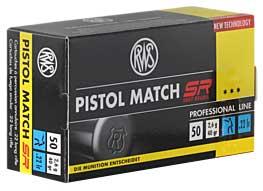 RWS RWS 22 lfB Pistol Match SR