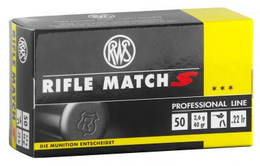 RWS RWS 22 lfB Rifle Match S