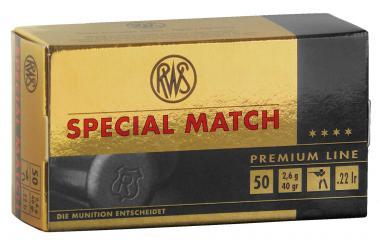 RWS RWS 22 lfB Special Match