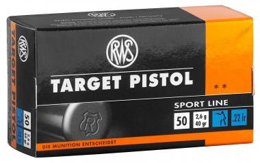 RWS RWS 22 lfB Target Pistol
