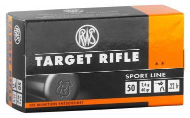 RWS RWS 22 lfB Target Rifle