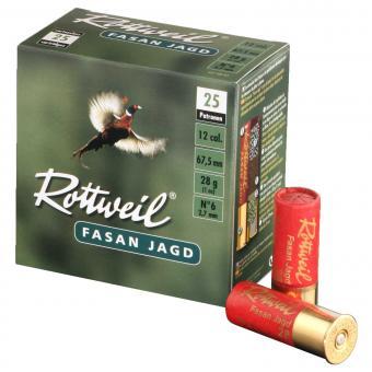 RWS Rottweil Fasan Jagd 12/67,5