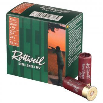RWS Rottweil Steel Skeet 24 HV 12/70