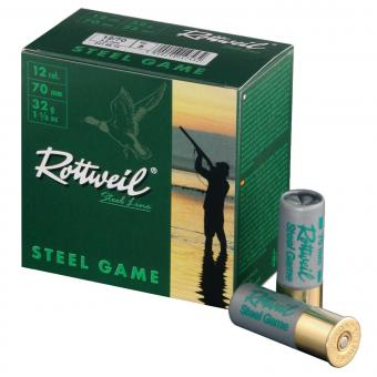 RWS Rottweil Steel Game