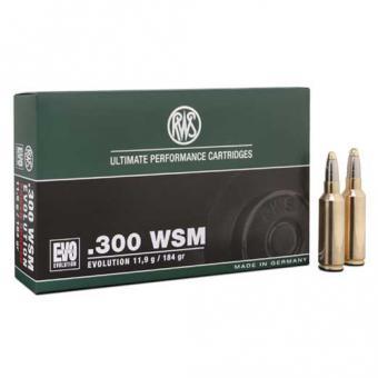 RWS RWS .300 WSM EVO