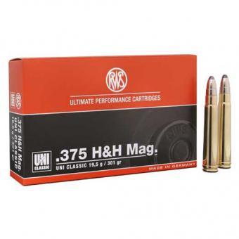 RWS RWS .375 H&H Mag. UNI Classic