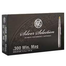 RWS RWS .300 Win. Mag. Silver Selection EVO