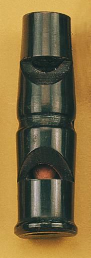 Dressur - Doppelpfeife