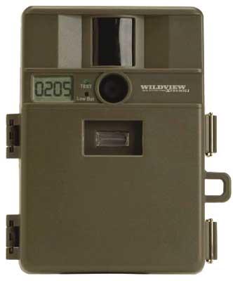 Wildkamera 2 Megapixel mit Blitz