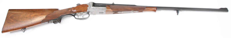 Waffen-Krausser Einläufige Kipplaufbüchse