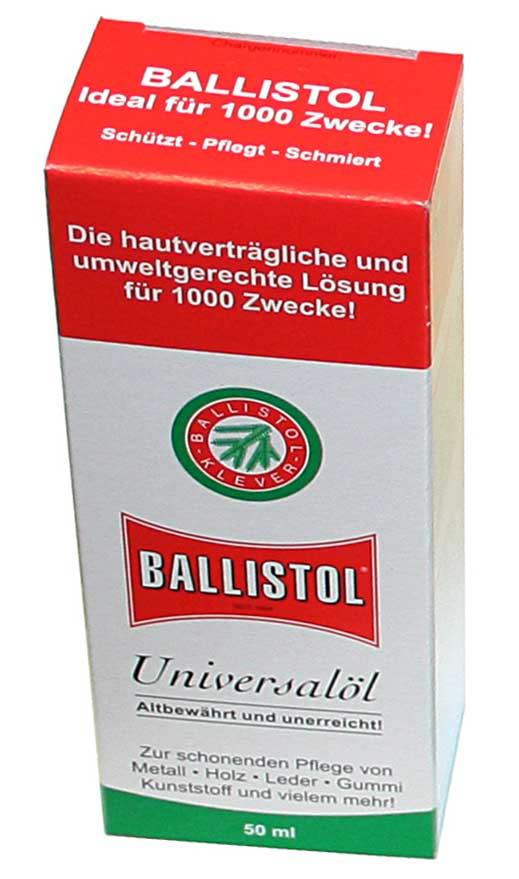 Ballistol 50 ml Tropfflasche