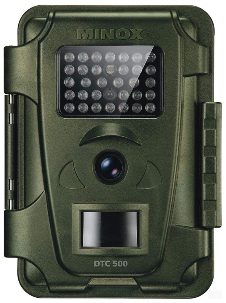 MINOX Wildkamera DTC 500 mit integriertem Farbmonitor