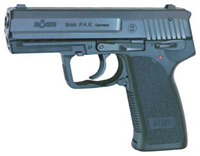 RG 96 Kal. 9 mm PAK brüniert
