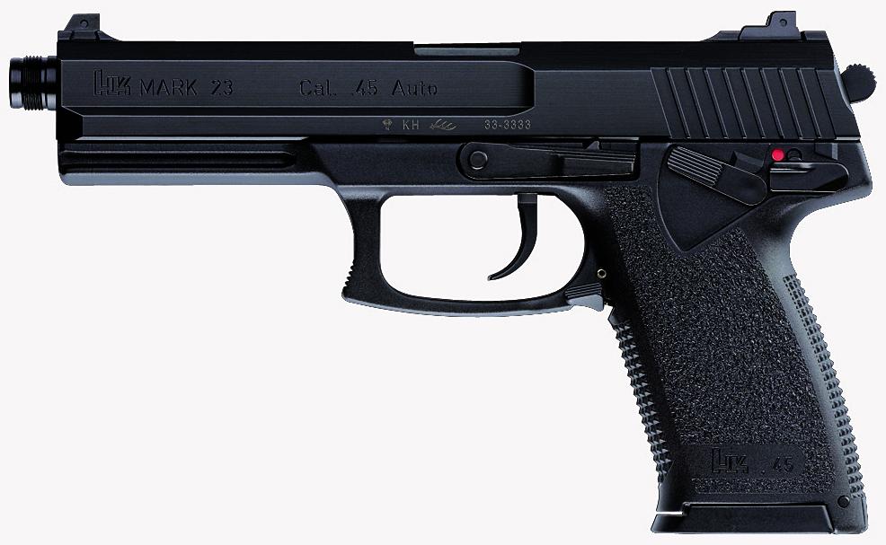 HK MarK 23 .45 ACP