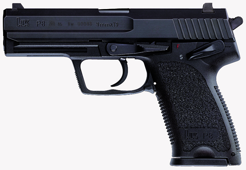 HK P8