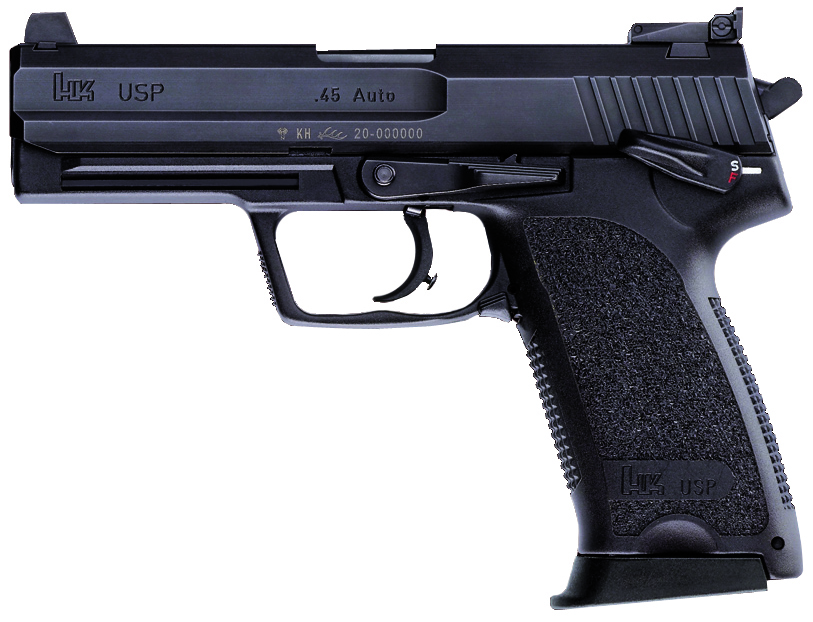 HK USP Custom Sport