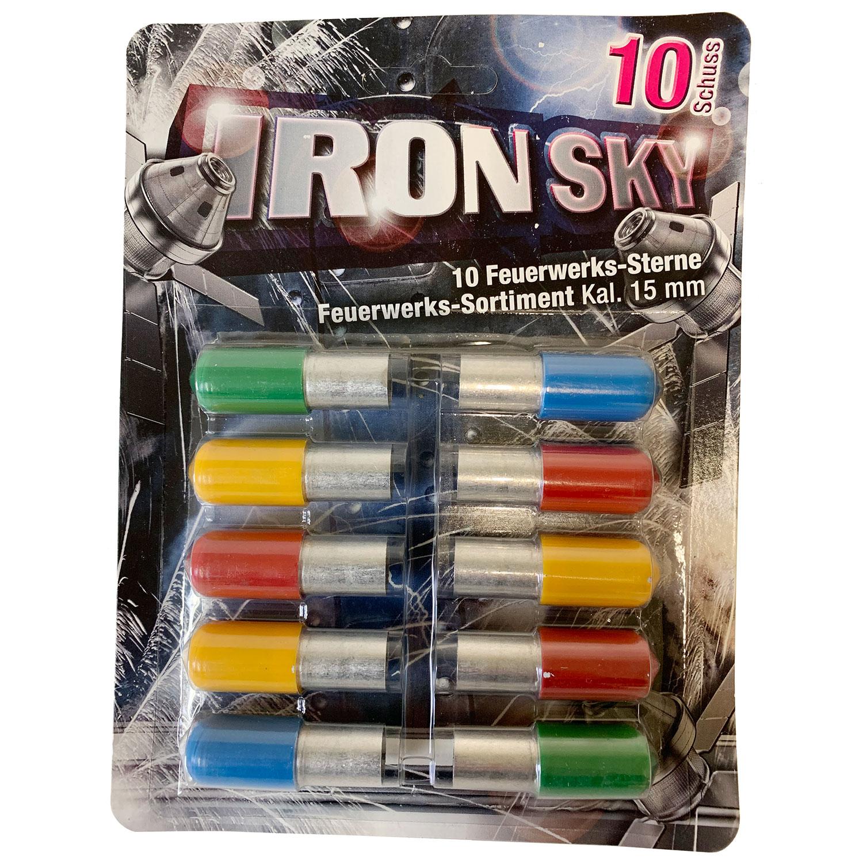 Iron Sky 15 mm