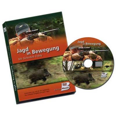 DVD - Jagd in Bewegung