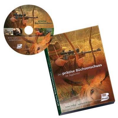 DVD - Sicher treffen - Waidgerecht jagen